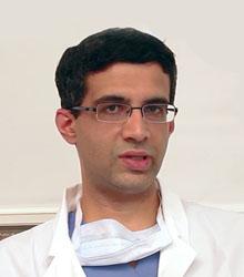 Dr Rajeev Vijaykumar Menon Image