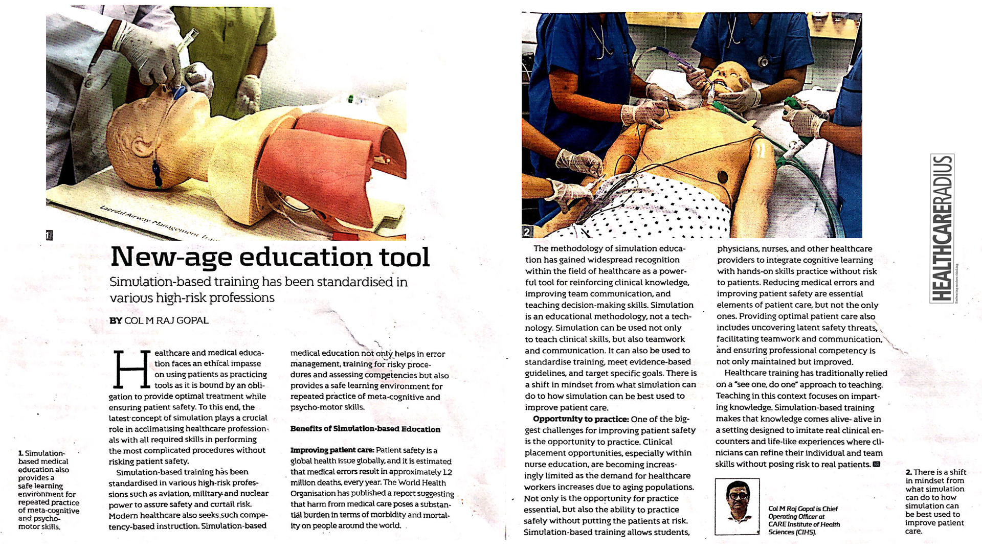 Simulation - New Age Education Tool